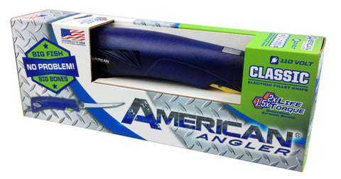 American Angler Classic 31450 Electric Filet Knife