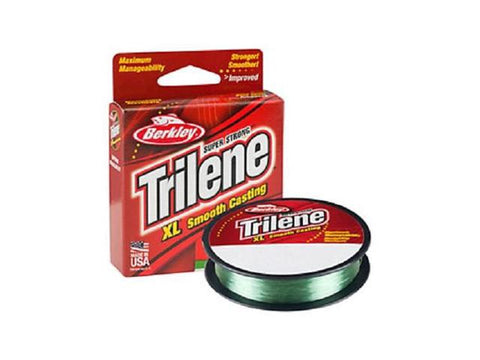 Trilene XL Green 110 Yd Spool