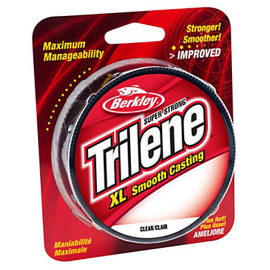 Trilene XL 330 Yd Spool Clear