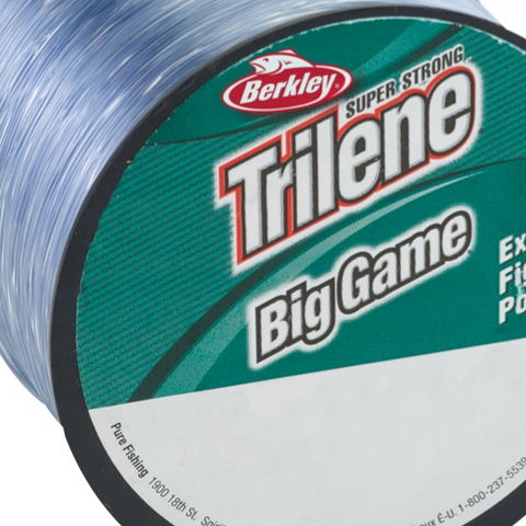 Berkley Big Game Ultra Clear Spools