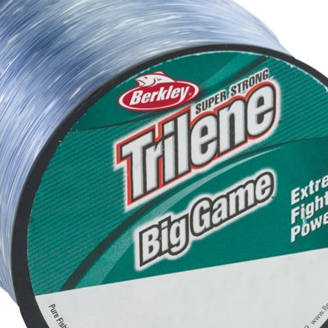 Berkley Big Game steel Blue