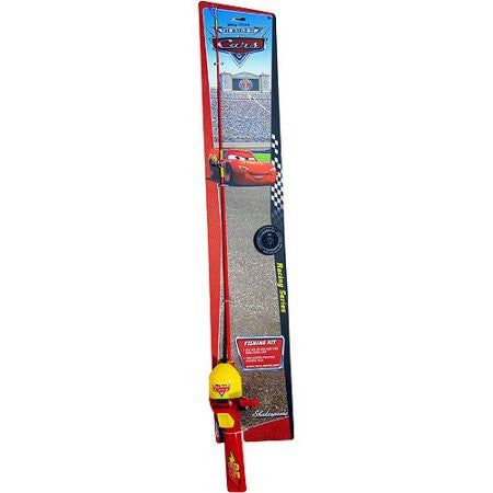 Disney Cars Fishing Combo