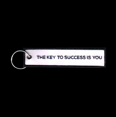 The Key To Success Is You - Keychain