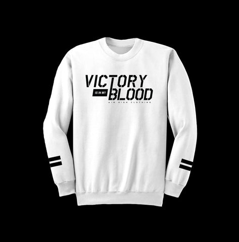 Victory Is In My Blood - Crew Neck