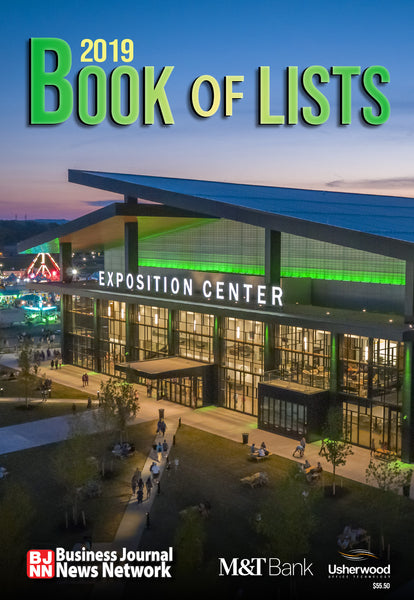 The 2019 Book of Lists - Hardcopy
