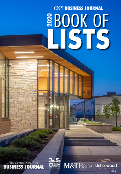 The 2020 Book of Lists - Hardcopy
