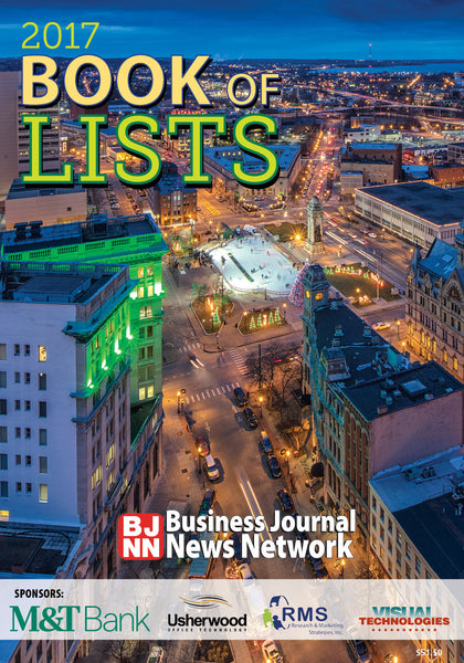 The 2017 Book of Lists - Excel