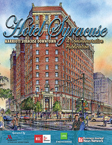 Hotel Syracuse Commemorative Publication