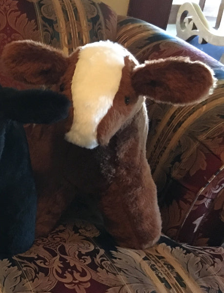 Stuffed Show Cows