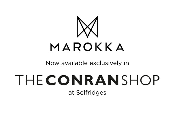 Marokka and The Conran Shop