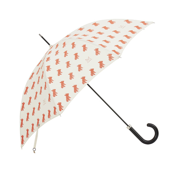French Bulldog Umbrella - Frank in Red print