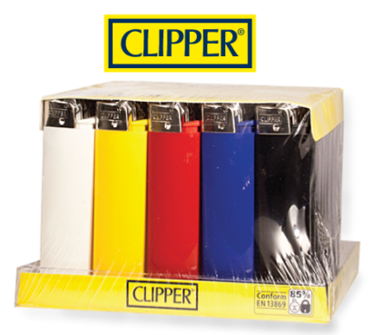 Clipper Disposable Lighter - The High Road