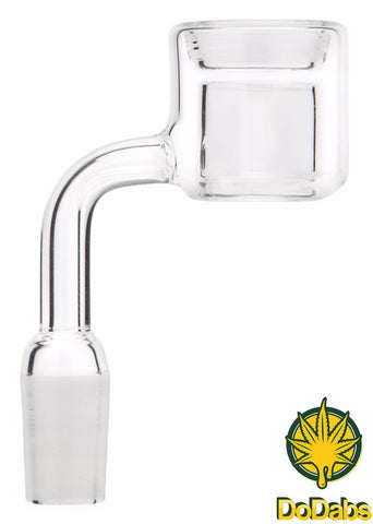 DoDabs Double Walled Quartz Banger Thermal - TheHighRoad