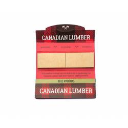 Canadian Lumber Woods 1.25 With Tips - TheHighRoad