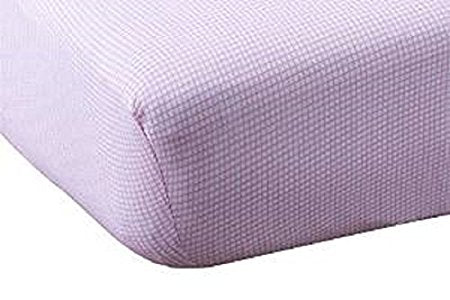 Sleep in Comfort Soft Baby Fitted/ Portable Crib Sheet