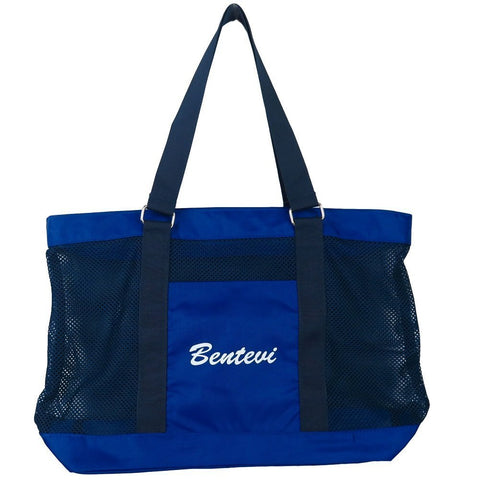 Bentevi large mesh swim, beach, pool bags