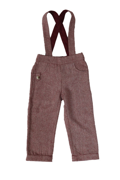 Shabbos Boys Tweed pants