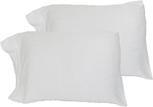 Zipper Free Pillow Cover, Bed Bugs Free, Dust Mite and Allergy Control, Breathable Pillow Protector