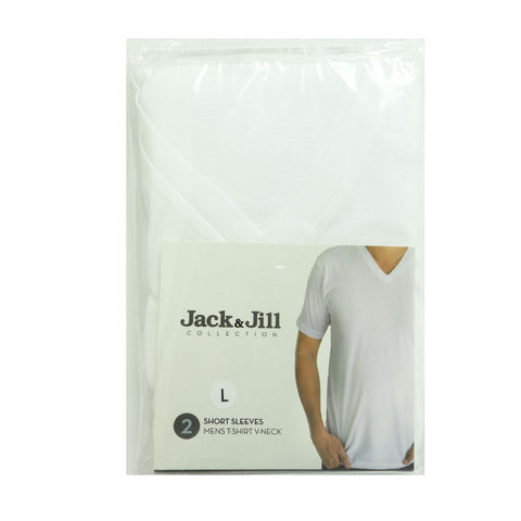 Jack & Jill Men's V-neck T-Shirt