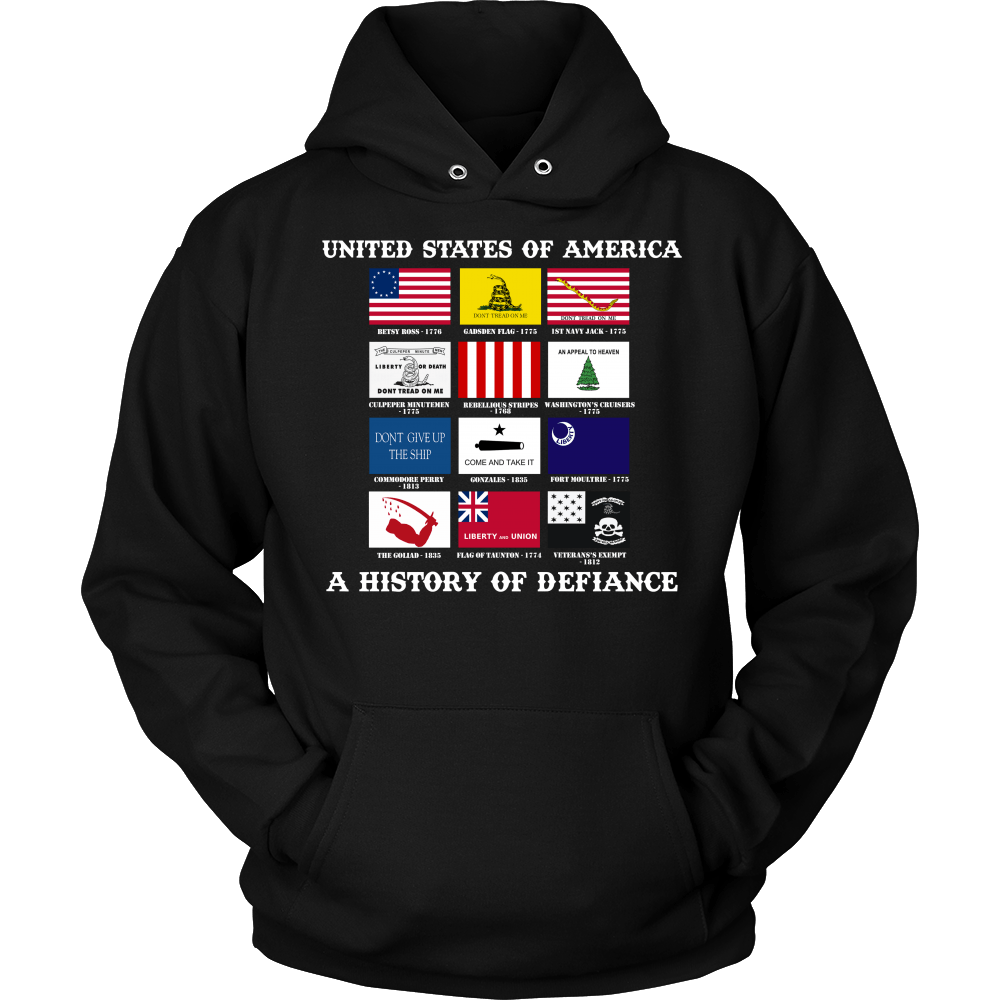 United States Of America A History Of Defiance
