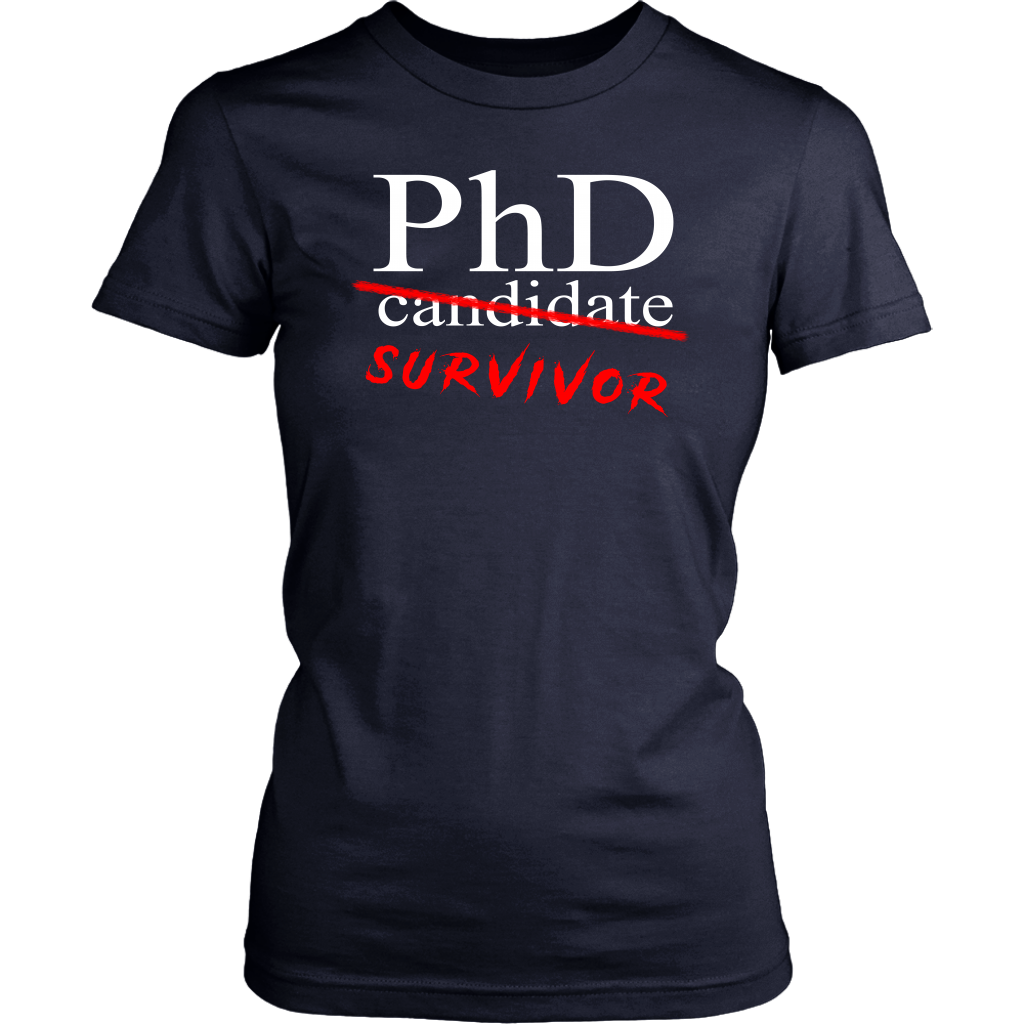 PHD Candidate Survivor