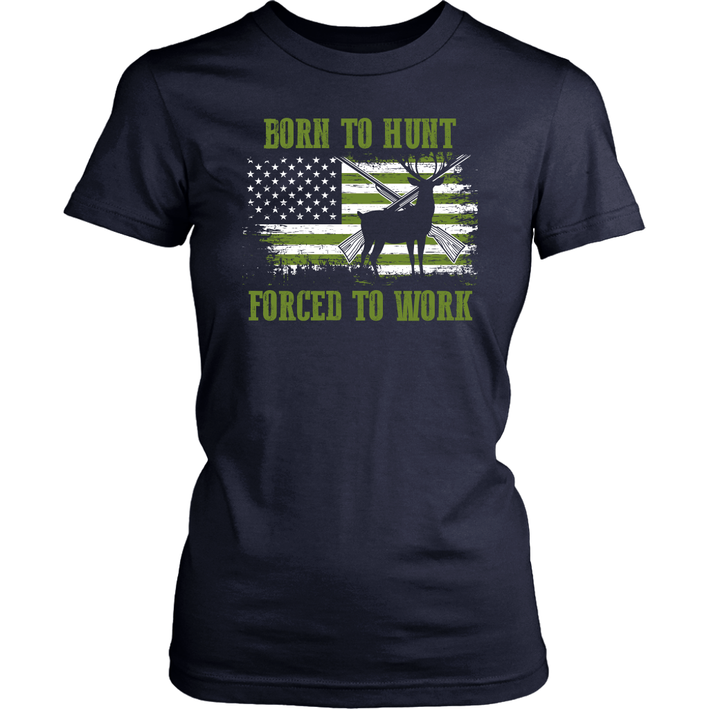 Limited Edition - Born To Hunt Forced To Work