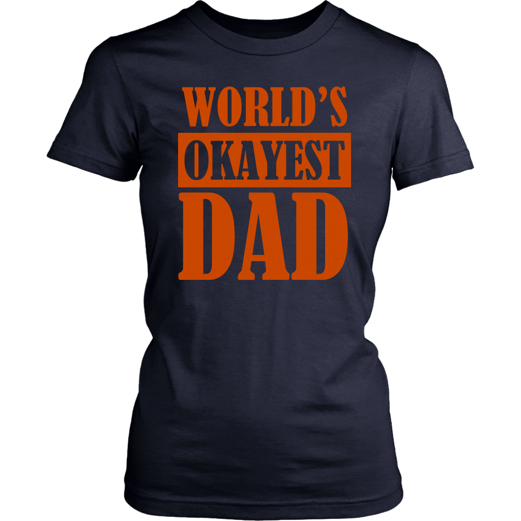 Limited Edition - World's Okayest Dad