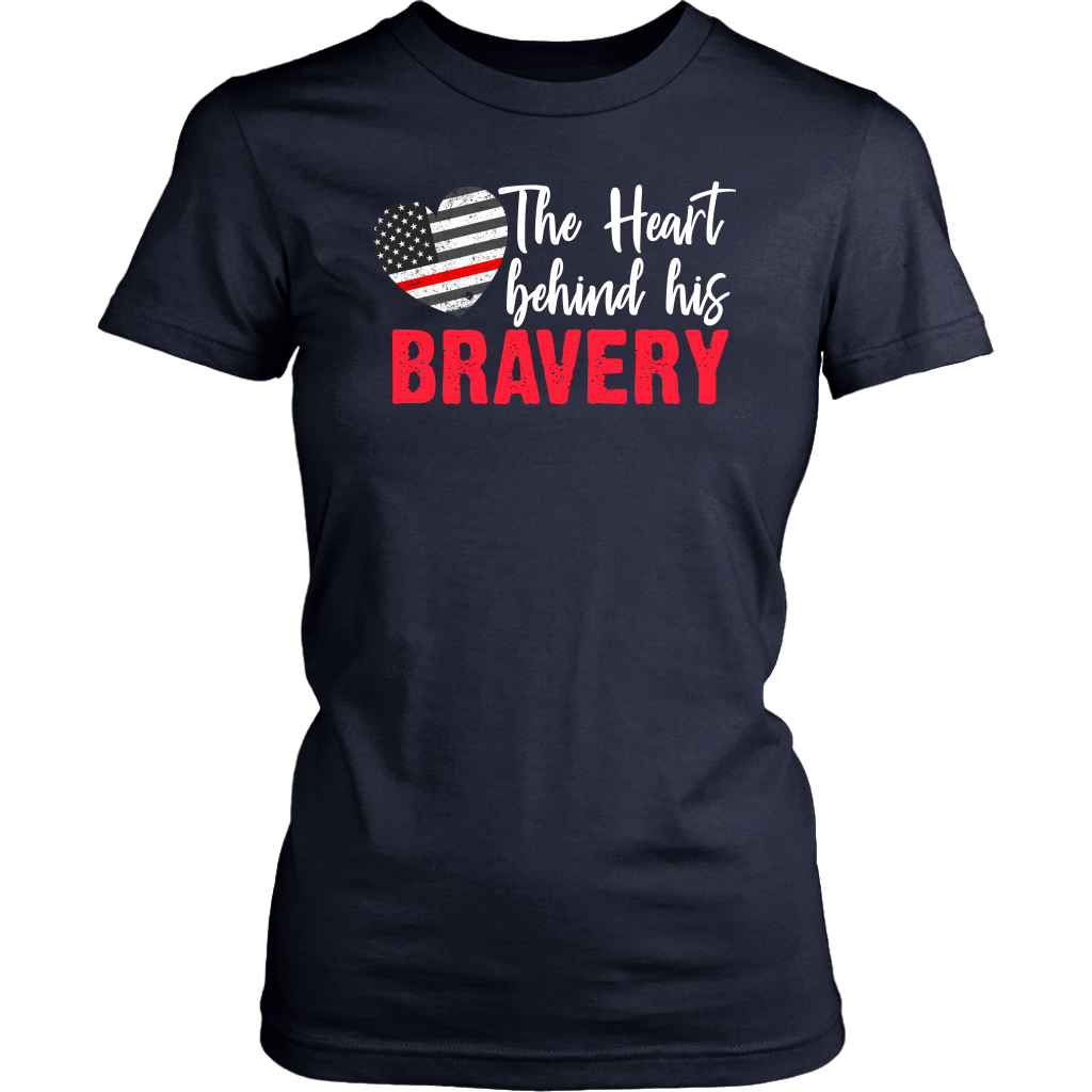Limited Edition - The Heart Behind His Bravery