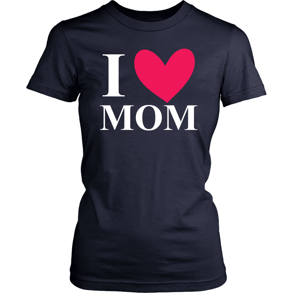 Limited Edition - I Love Mom
