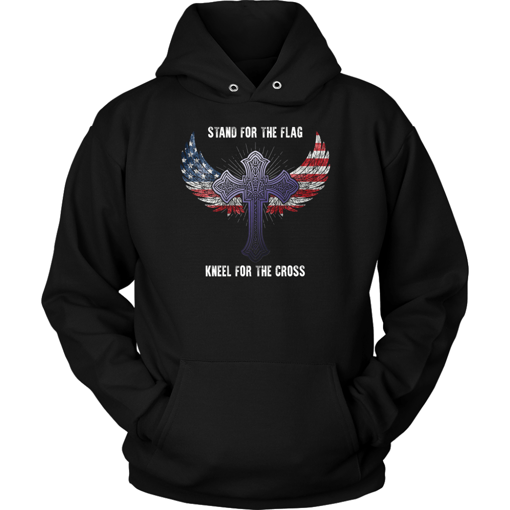 Stand For The Flag Kneel For The Cross (Version 15)