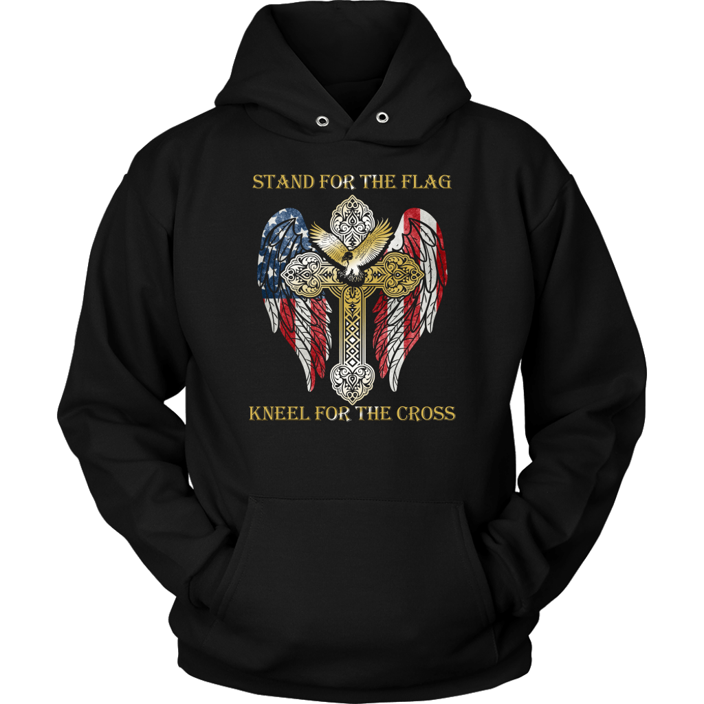 Stand For The Flag Kneel For The Cross (Version 6)