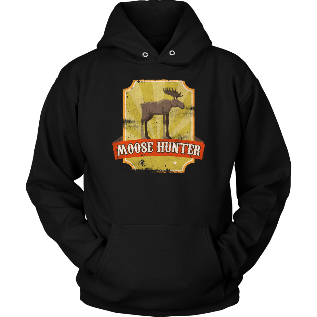Moose Hunter