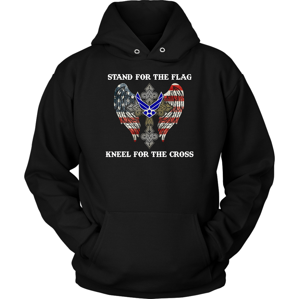 Stand For The Flag Kneel For The Cross AIR FORCE