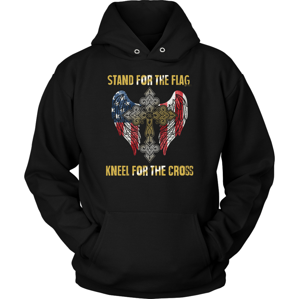Stand For The Flag Kneel For The Cross (Version 20)