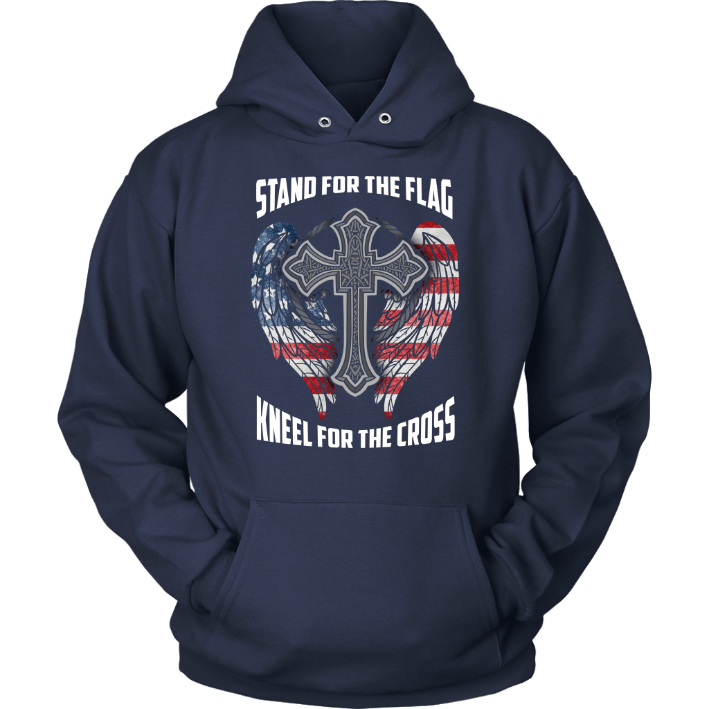 Stand For The Flag Kneel For The Cross (Version 12)