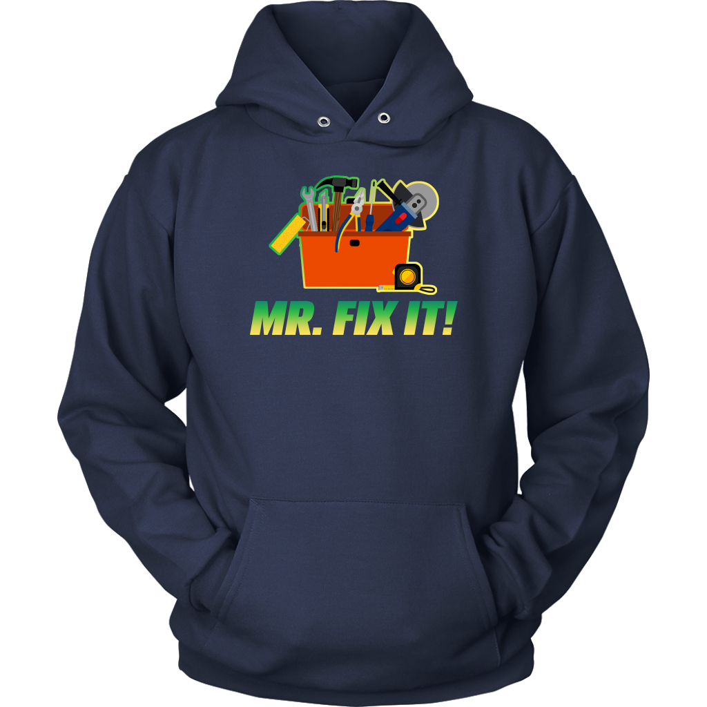 Limited Edition - Mr. Fix It
