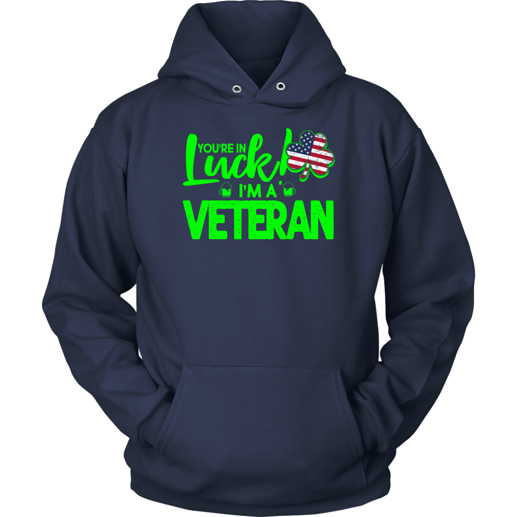 Limited Edition - You're In Luck I'm A Veteran