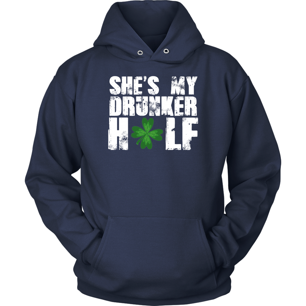 Limited Edition - She's My Drunker Half
