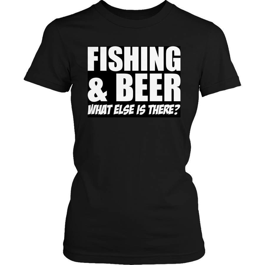 Fishing And Beer What Else is There?