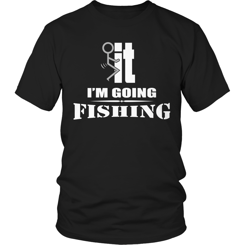 I'm Going Fishing