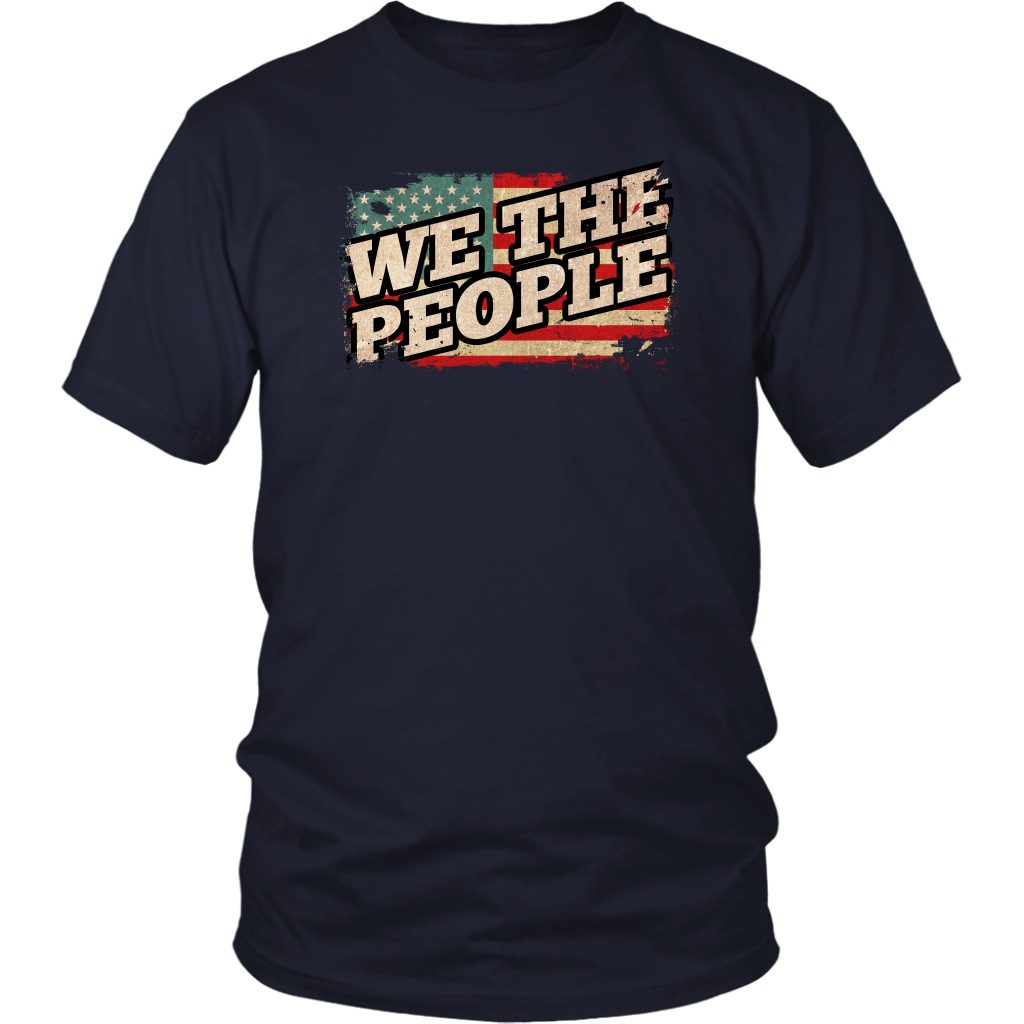 Limited Edition - We The People