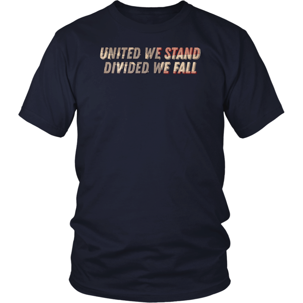 United We Stand Divided We Fall (Version 2)