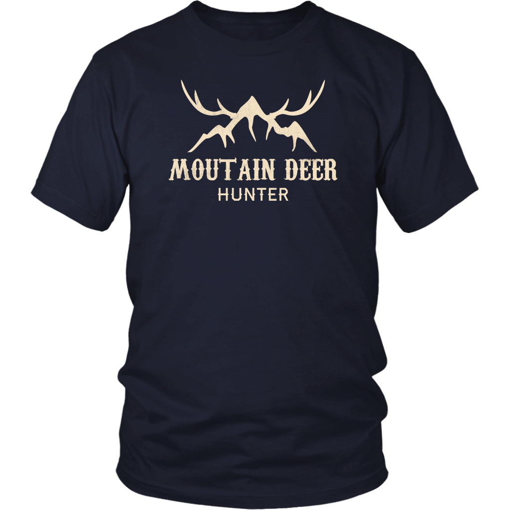 Mountain Deer Hunter