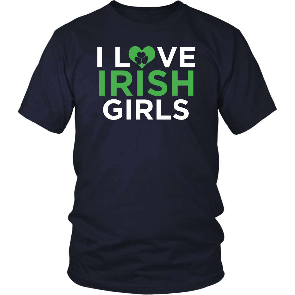 Limited Edition - I Love Irish Girls