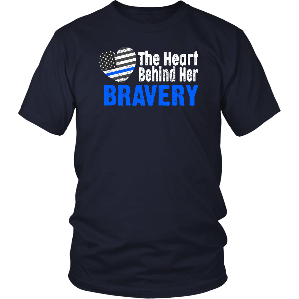Limited Edition - The Heart Behind Her Bravery