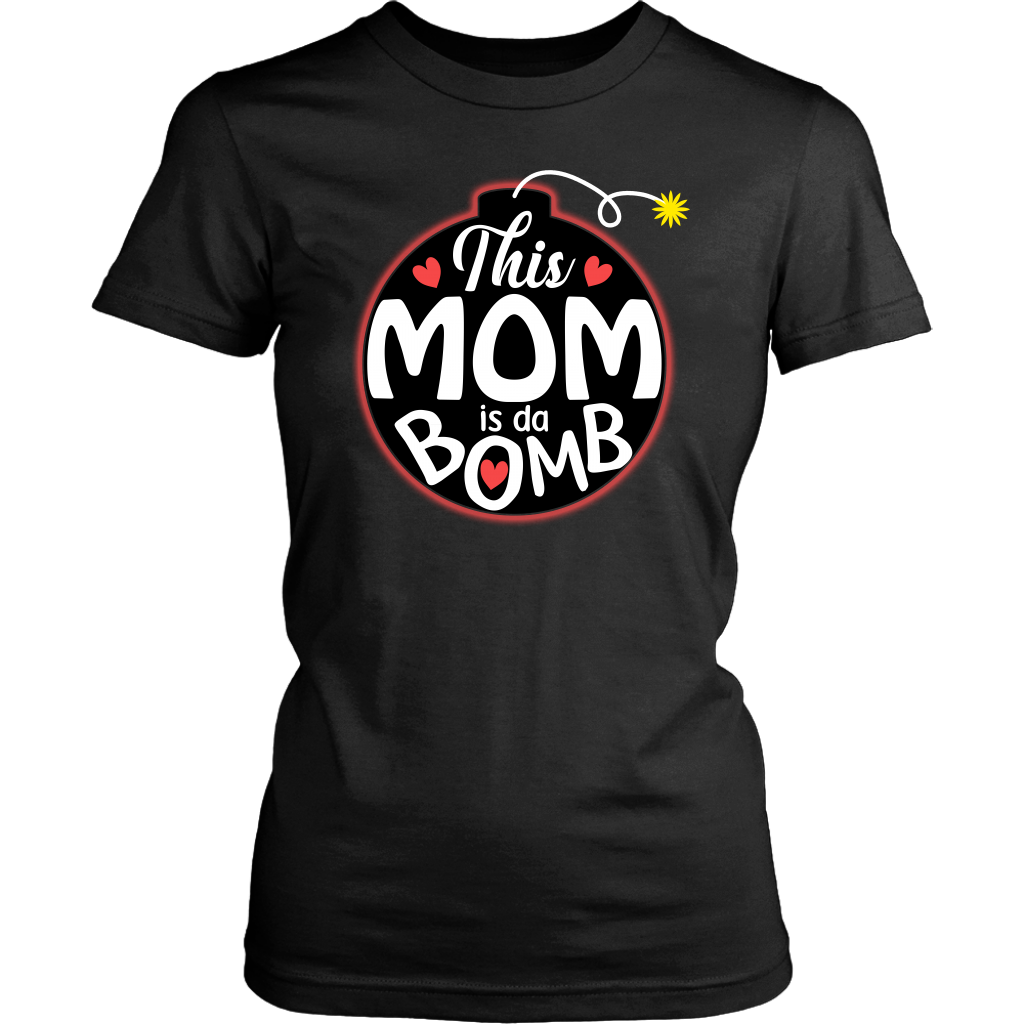 Limited Edition - This Mom Is Da Bomb