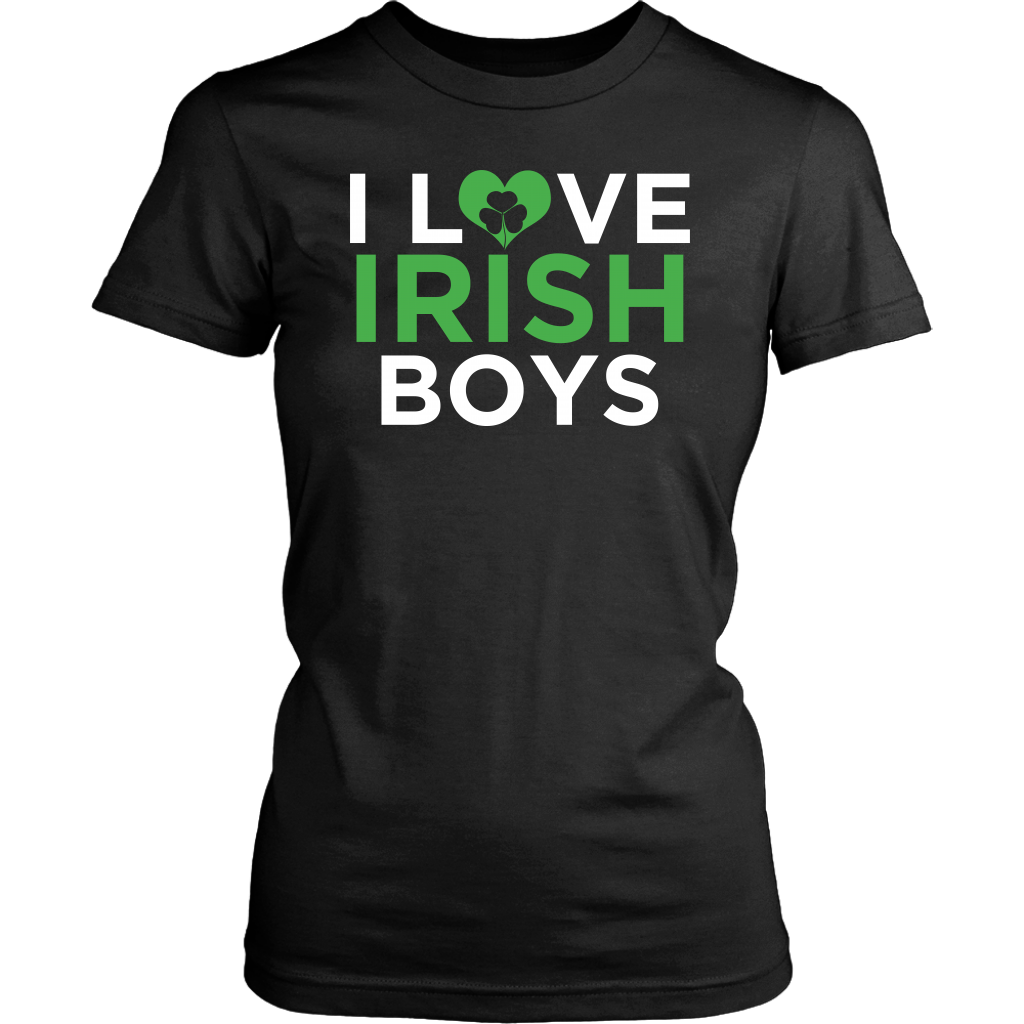 Limited Edition - I Love Irish Boys