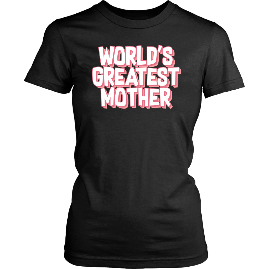Limited Edition - World's Greatest Mother