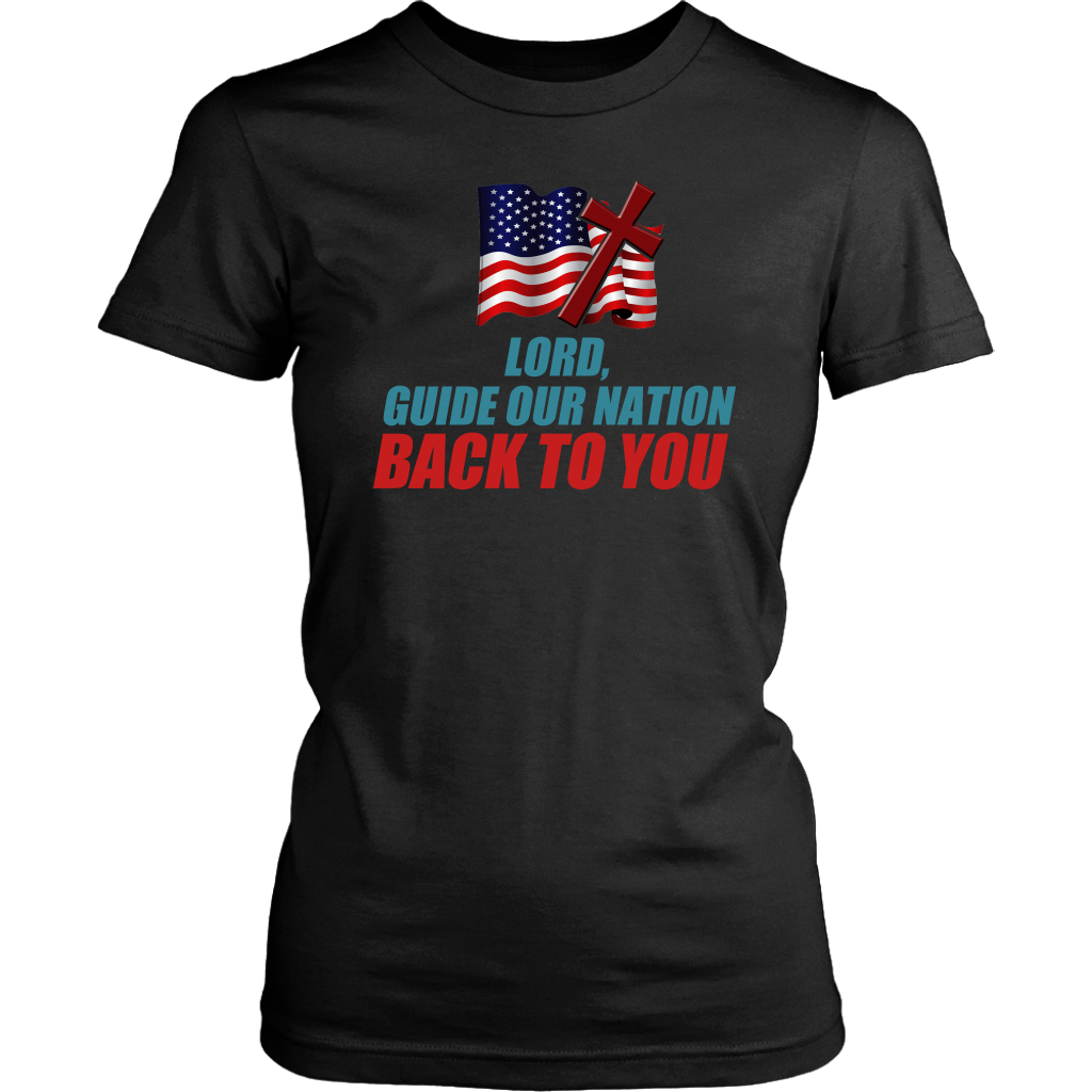 Lord, Guide Our Nation Back To You
