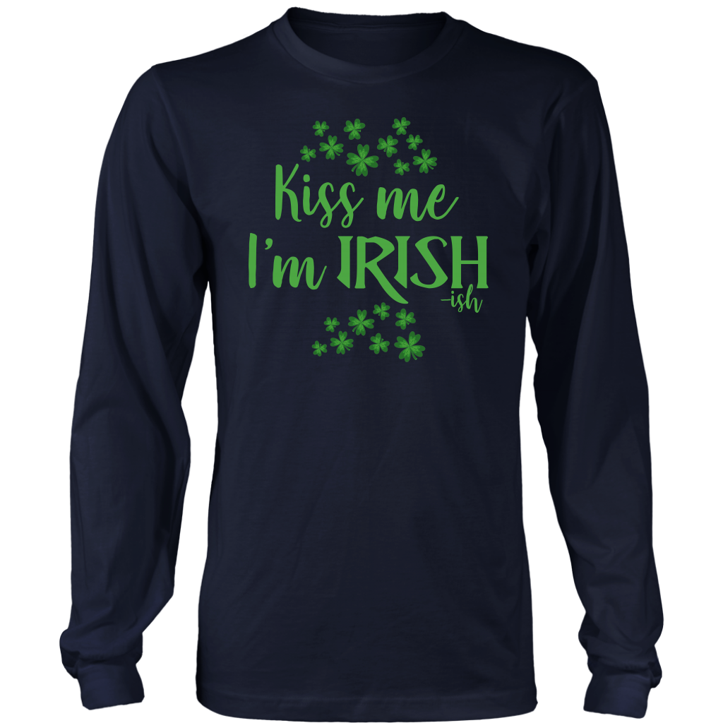 Limited Edition - Kiss Me I'm Irish